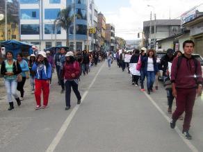 Andahuaylas: jóvenes realizarán vigilia por pobladores de Cotabambas