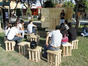 Estudiantes plantean mejorar espacios públicos en la ciudad de Chiclayo