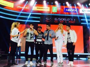 Teletón 2015: artistas apoyan causa en redes sociales