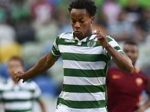 André Carrillo: representante desmintió versión del Sporting de Lisboa