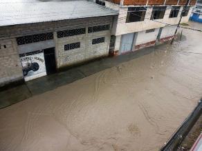 Bagua: viviendas resultaron afectadas tras fuertes lluvias