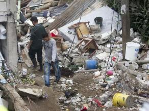 Guatemala: Sube a 48 cifra de muertos y 350 desaparecidos por alud