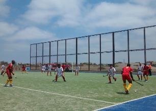 Inauguran campeonato Panamericano de Hockey en Chiclayo