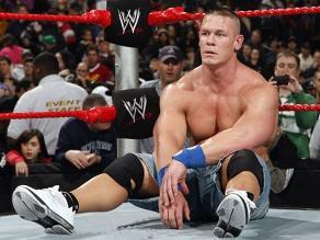 WWE: John Cena se alejaría del ring hasta el 2016