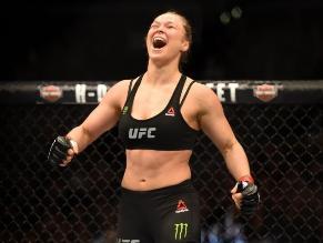 UFC: Ronda Rousey logró lo que ninguna mujer pudo en el mundo