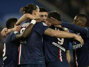 PSG expone liderato frente al Olympique de Marsella en el clásico francés