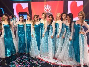 Integrantes de realities se unieron por la Teletón 2015