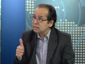Ronald Gamarra tilda a candidatos presidenciales de antidemocráticos