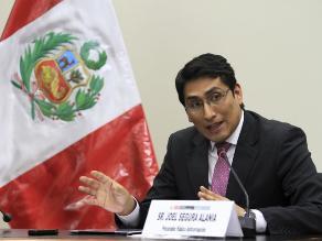 Joel Segura negó campaña en contra de procuradora Julia Príncipe