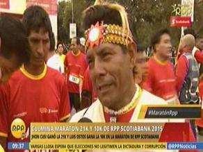 Maratón RPP: