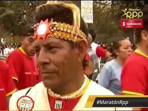 Maratón RPP: Alianza Lima estuvo presente en la gran carrera