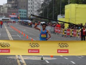 Maratón RPP Scotiabank 2015: Jhon Cusi reveló secreto para lograr victoria