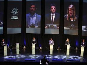 Argentina: debate electoral estuvo marcado por la ausencia de Scioli