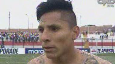 Raúl Ruidíaz sobre Universitario: estamos para pelear el Torneo Clausura