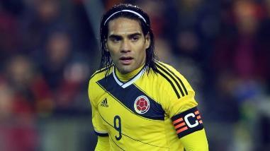 Perú vs. Colombia: Falcao se enrola su selección y recibe mala noticia