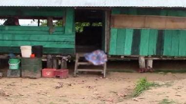 Iquitos: niño muere al manipular arma de guerra