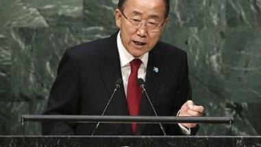 ONU pide a Irán que use su influencia en Siria para parar la guerra