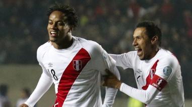 Perú vs. Colombia: André Carrillo no piensa en situación con Sporting Lisboa