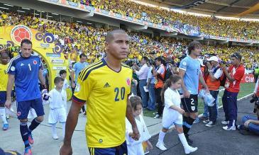 Colombia vs. Perú: José Pekerman se jala los pelos con Macnelly Torres lesionado