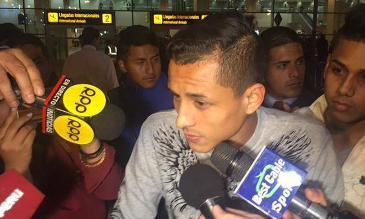 Colombia vs. Perú: Yoshimar Yotún llegó a Lima y descartó estar lesionado