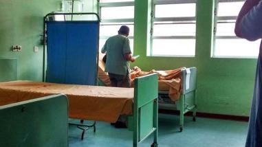 Reportan planes de contingencia en centros de salud