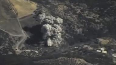 Aviones rusos atacan diez objetivos del Estado Islámico en Siria