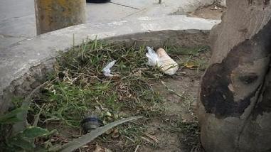Chiclayo: sujetos abandonan granada en casa de regidor