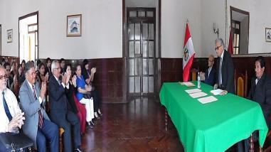 Lambayeque: en 55 días debe estar listo estatutos de UNPRG