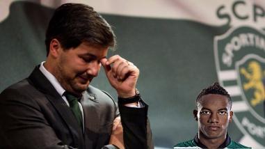 André Carrillo: Presidente del Sporting de Lisboa tuvo duras expresiones contra delantero