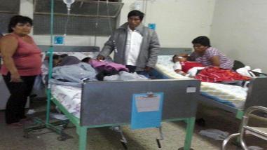 Juliaca: alimentos de Qali Warma no afectaron a escolares de colegio