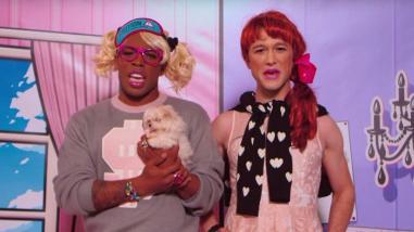 Joseph Gordon-Levitt se viste de drag queen en videoclip
