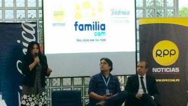 Familia.com, el nuevo programa de tecnología de RPP Noticias