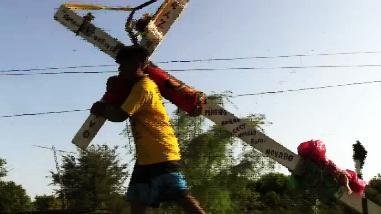 Continua peregrinación hacia Santuario del Señor Cautivo de Ayabaca