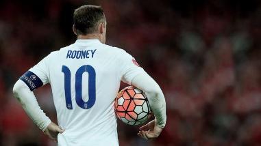 Eurocopa 2016: Wayne Rooney fuera de los últimos partidos clasificatorios
