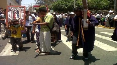 Piura: brindarán atención médica a peregrinos en Chulucanas