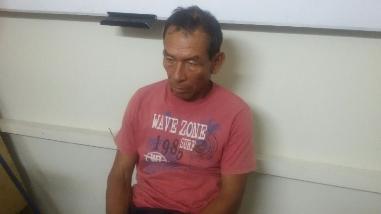 Policías capturan a sujeto con requisitoria por terrorismo en Iquitos