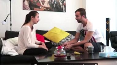 YouTube: Quiso hacerle una broma a su novio pero acabó llorando