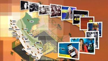 Interactivo: RPP Noticias, 52 años informando a todo el Perú