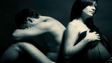 Padres primerizos sufren depresión durante el embarazo de su pareja