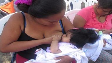 Piura: reiteran lactancia para combatir anemia y desnutrición