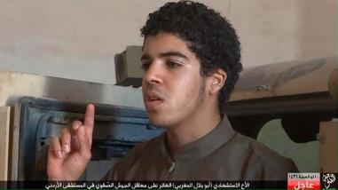 Internet hace famoso a miembro del Estado Islámico por parecerse a Drake