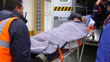 Vuelco: dos muertos y cinco heridos tras accidente en sierra liberteña