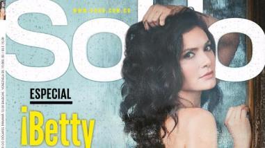 """Actriz de """"Betty, la fea"""" se desnudó para la revista SoHo"""