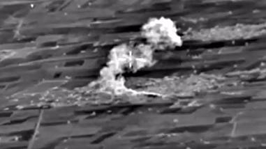 La aviación rusa bombardea otros 55 objetivos del EI en Siria