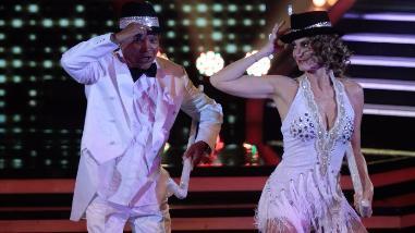 El Gran Show: Así fue el baile de Denisse Dibós y Melcochita