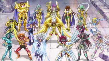 """""""Caballeros Del Zodiaco"""": Se cumplen 29 años del estreno del anime"""