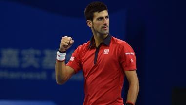 Novak Djokovic venció a Rafael Nadal y ganó su sexto Abierto de China
