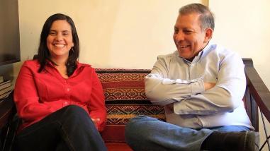 Frente Amplio: Marco Arana y Verónika Mendoza se reunieron tras elecciones