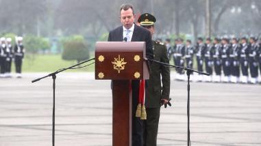 Ascensos en el Ejército se conocerán este miércoles, afirma Valakivi