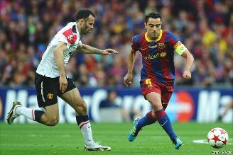 Xavi Hernández reveló en qué equipo inglés quiere jugar